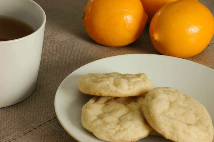 Chewy Meyer Lemon Cookies2