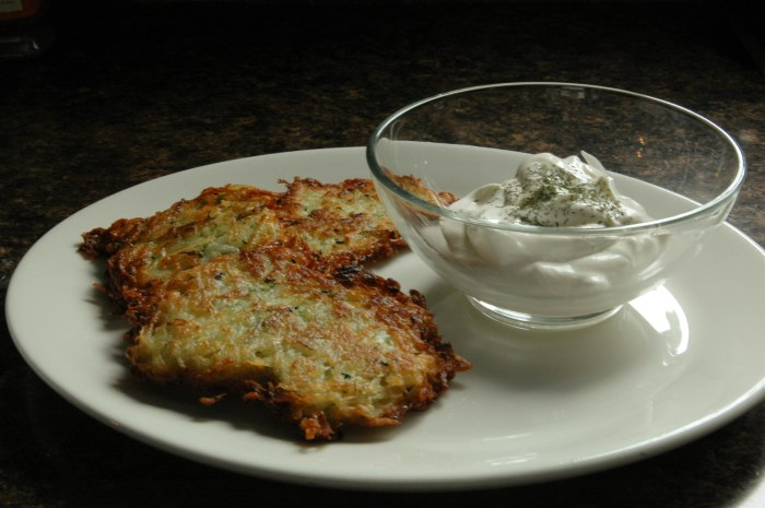 Zuchini Latkes1