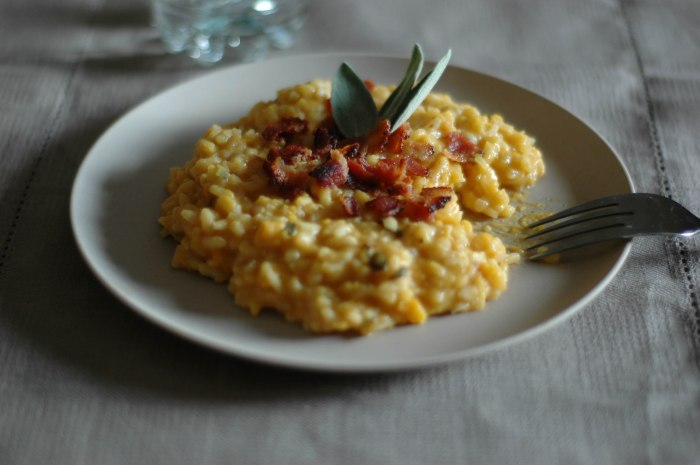 ButterNut Squash Bacon and Sage Rissoto (1 of 1)-9