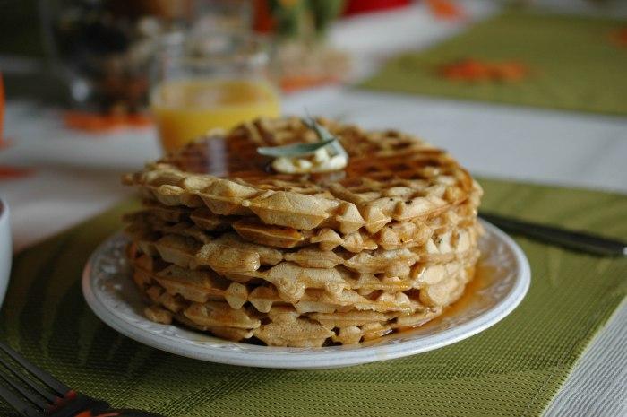 ButterNut Squash Waffles (1 of 1)-7