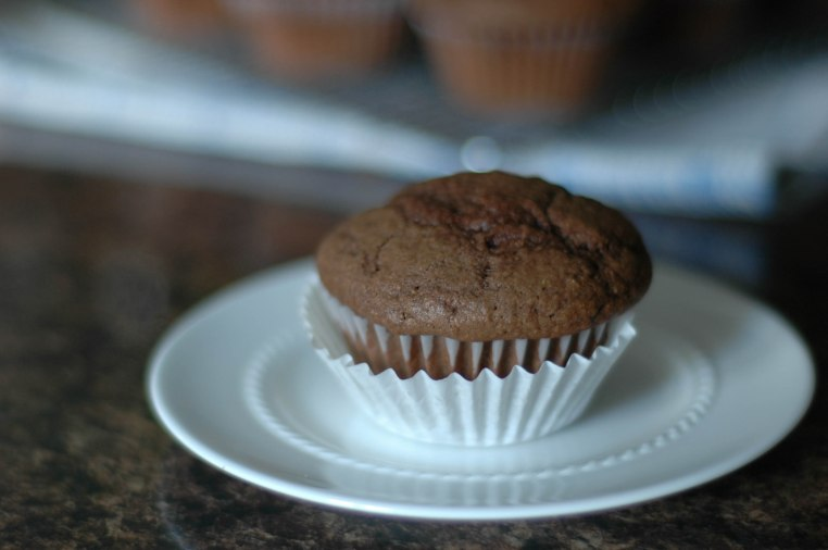 Chocolaty Chocolate Chip Muffins (1 of 1)-3