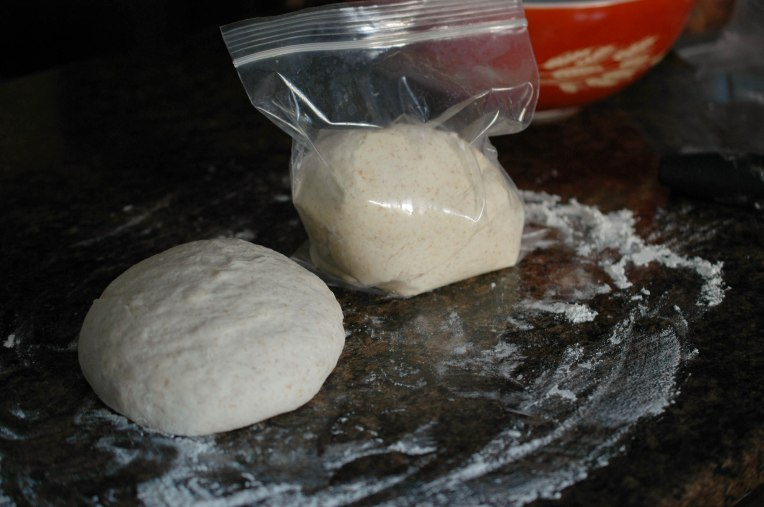 Garlic Whole Wheat Pizza Dough-8