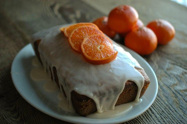 Mandarin Olive Oil Cake-7