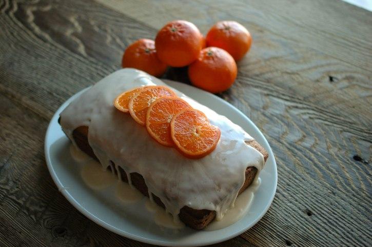 Mandarin Olive Oil Cake-9