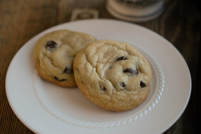 Bestest Chocolate Chip Cookies-9