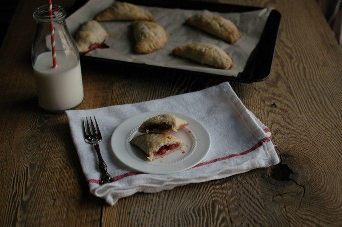Strawberry Rhubarb Pie-16