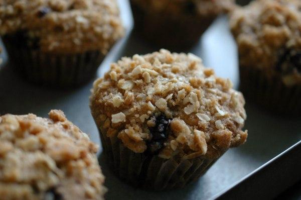 Blueberry Strusel Muffin-10