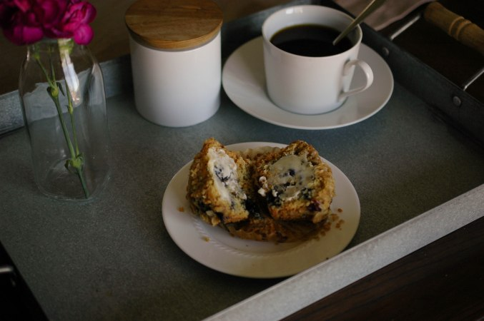 Blueberry Strusel Muffin-2