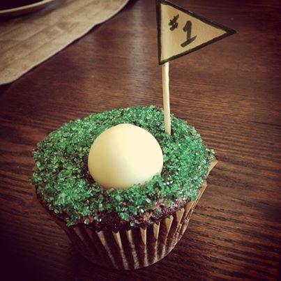 golf-cupcake