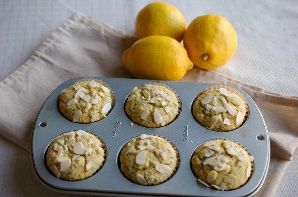 Lemon Poppy Seed Muffins - Gluten Free-4
