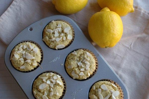 Lemon Poppy Seed Muffins - Gluten Free-6