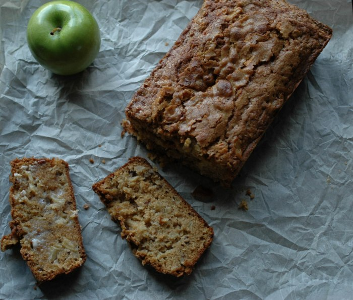 Butterscoth Apple Loaf-7
