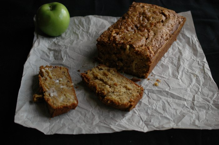 Butterscoth Apple Loaf-8