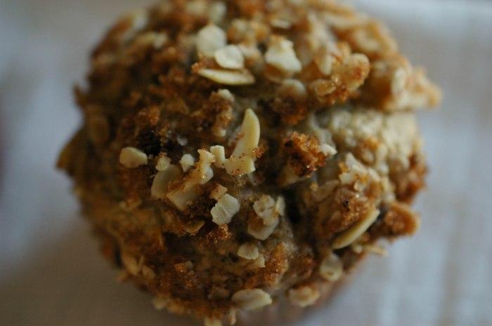 Cranapple Streusel Muffins-6