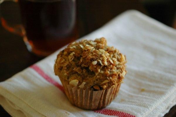 Cranapple Streusel Muffins-8