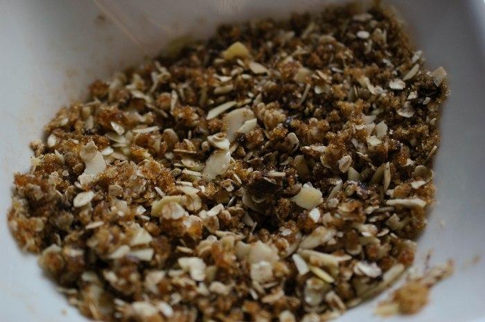 Cranapple Streusel Muffins