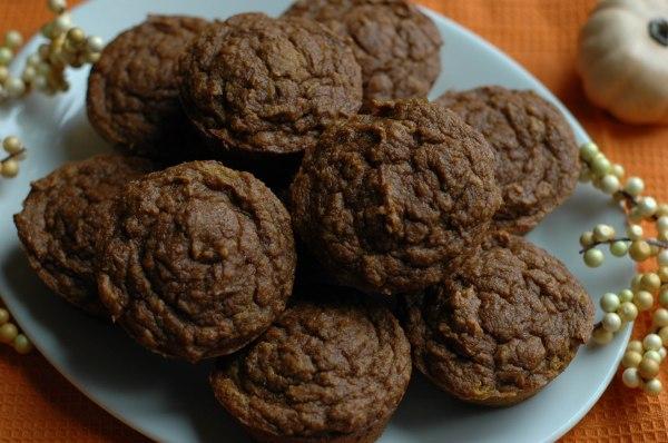 Pumpkin Banilla Muffins-10