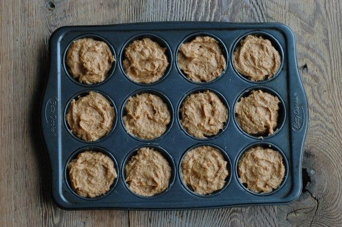 Pumpkin Banilla Muffins-4
