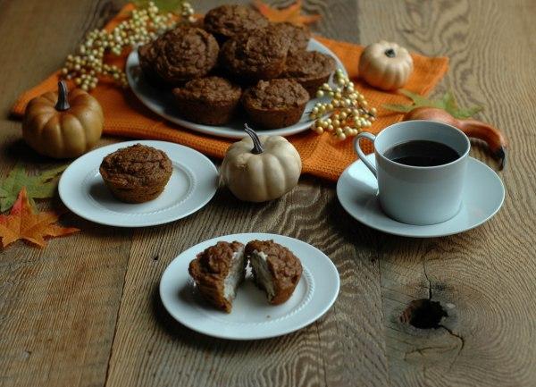 Pumpkin Banilla Muffins-7