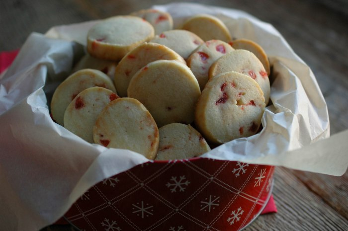 Cherrie Icebox Cookies-11