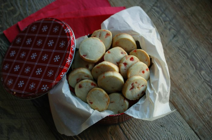 Cherrie Icebox Cookies-12