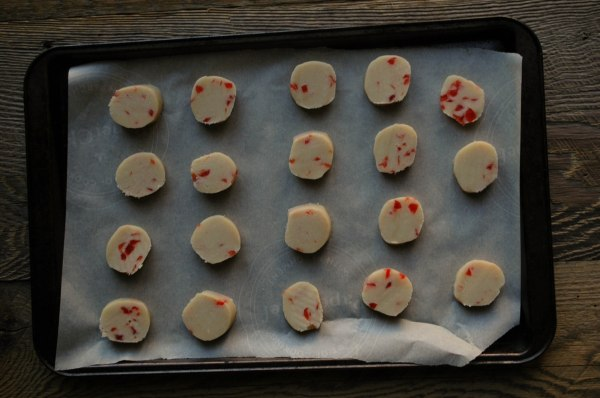 Cherrie Icebox Cookies-5