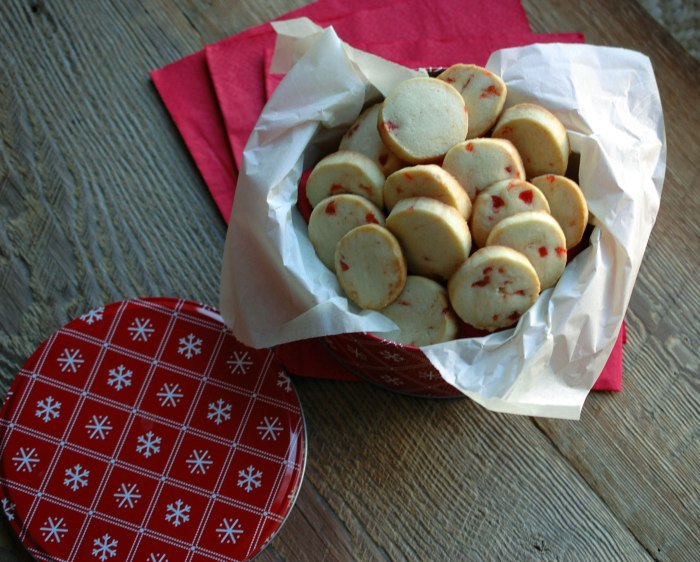 Cherrie Icebox Cookies-9