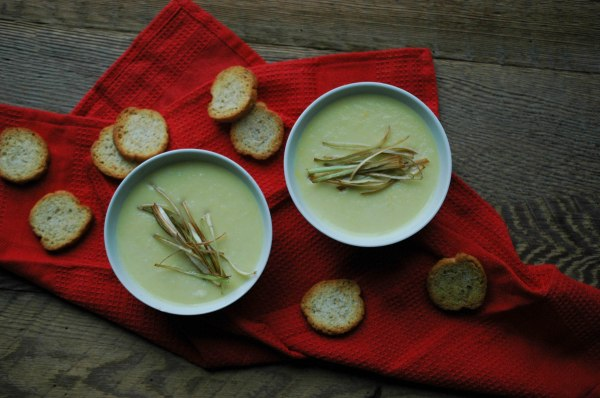 Parsnip Apple Soup-6