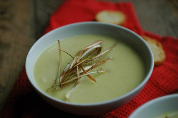 Parsnip Apple Soup-8