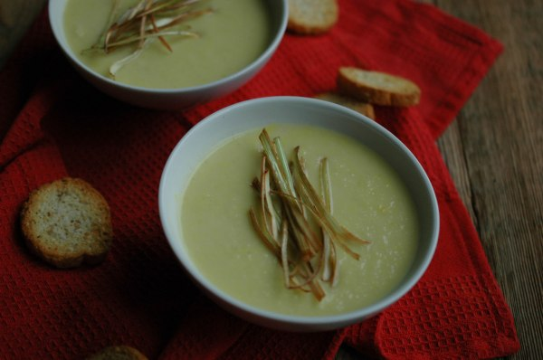 Parsnip Apple Soup-9