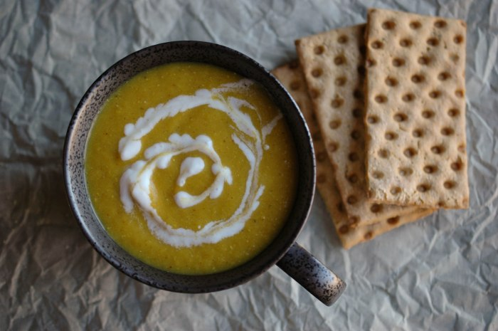 Indian Carrot Soup-3