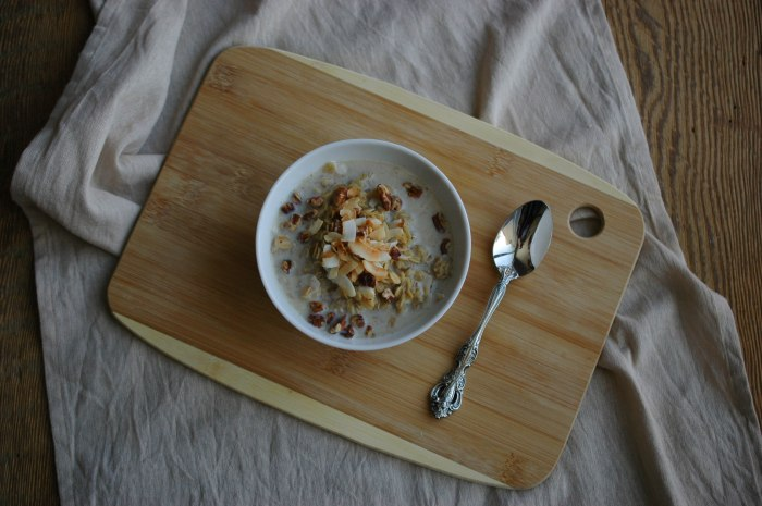 Coconut Maple Oats-3