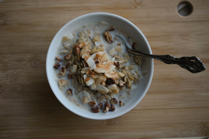 Coconut Maple Oats-6