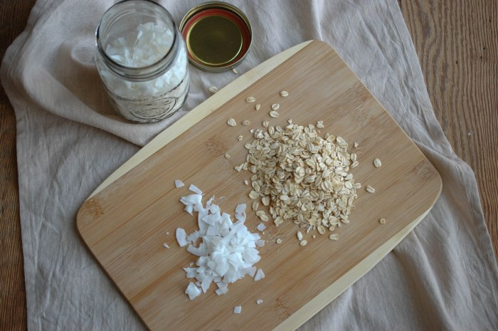 Coconut Maple Oats