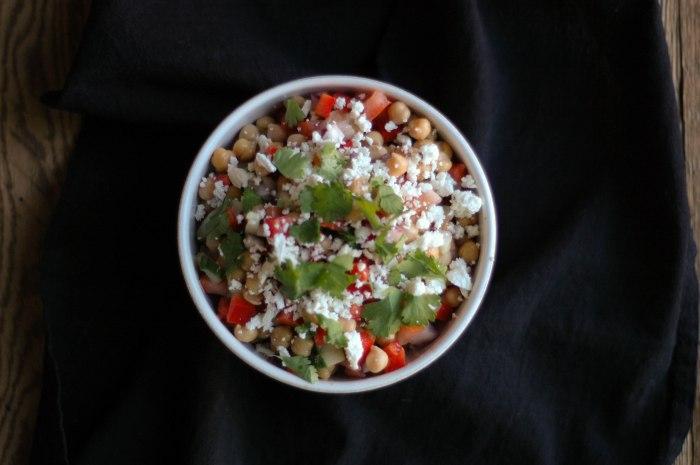Chickpea Salad-7