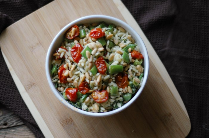 orzo summer salad-8