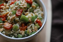 orzo summer salad-9